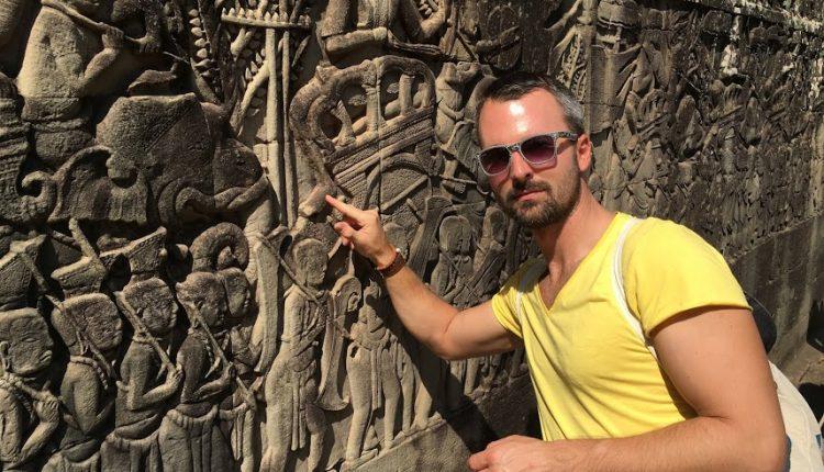 Danilo Kalezić: Moje nezaboravno putovanje u Kambodžu