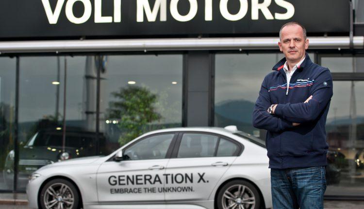 Nenad Lekić: BMW karavan u  Crnoj Gori – demonstracija moći X modela