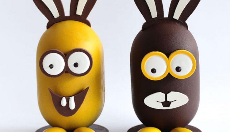 Čokoladna jaja iz najboljih evropskih poslastičarnica