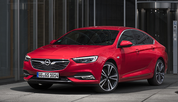 Napravite mjesta za Opel Insigniju Grand Sport!