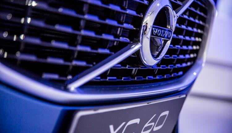 Novi premium SUV XC60