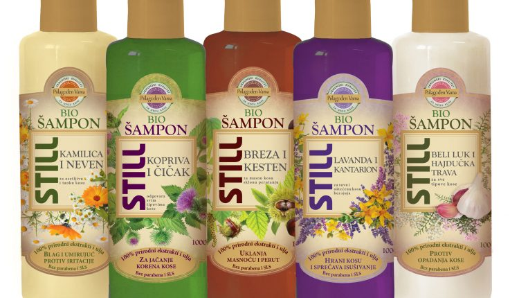STILL šampon