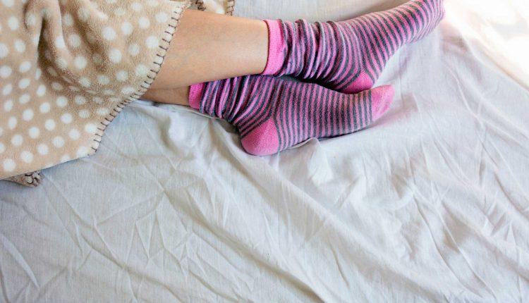 U čarapama na spavanje