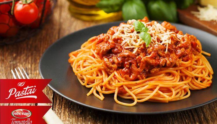 Špagete sa Tomatello sosom