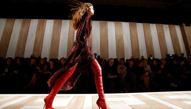 Impresivne crvene čizme