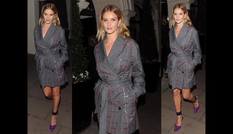 Uspješna modna formula: Trendi kaput i otkačene cipele