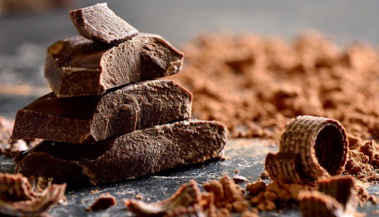 Čokolada u slanim jelima
