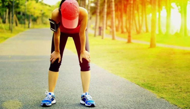 Alergija na vježbanje
