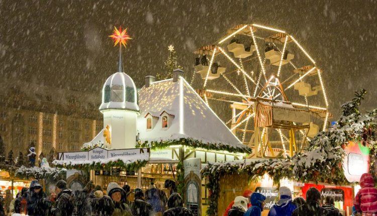 Top 5 božićnih bazara