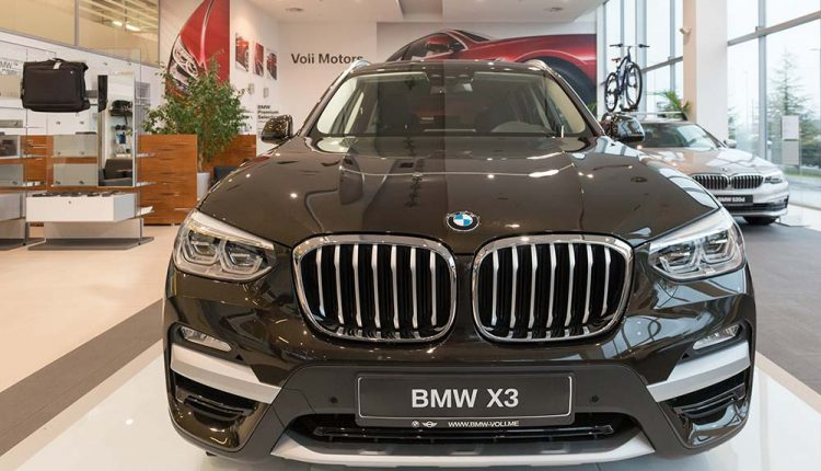 Voli Motors predstavio novi BMW X3