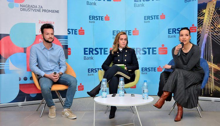 Erste banka i ove godine nagrađuje mlade preduzetnike
