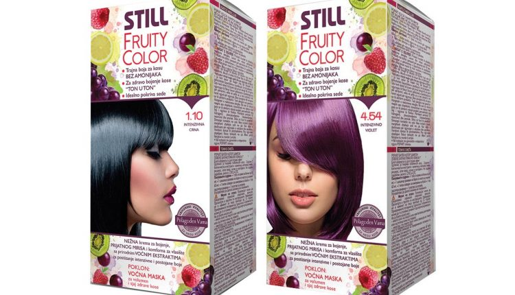 Still Fruity Color