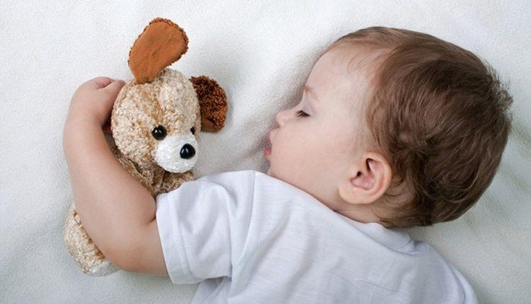 Koliko spava vaše dijete?
