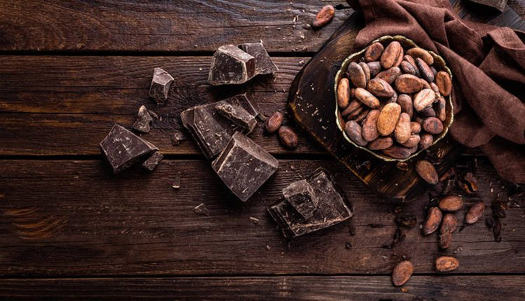 Jedite čokoladu!