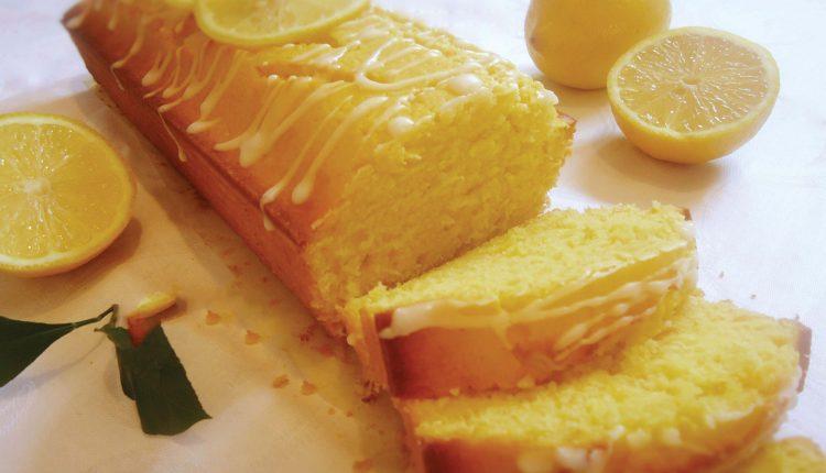 Suvi kolač od limuna