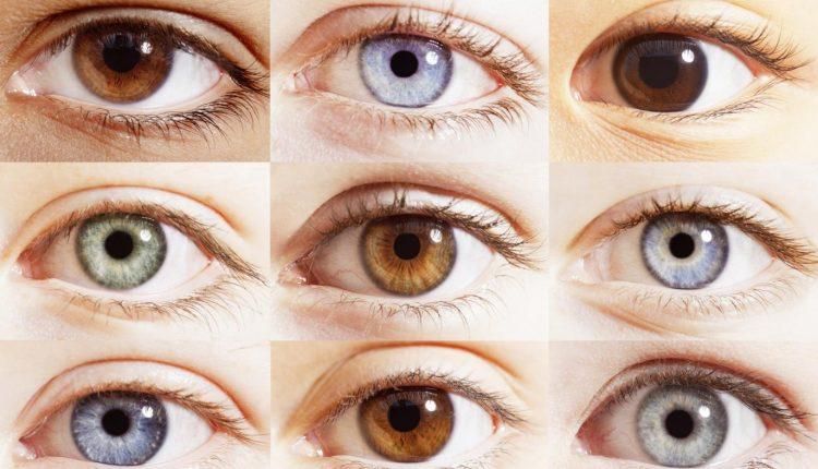 Boja očiju otkriva karakter