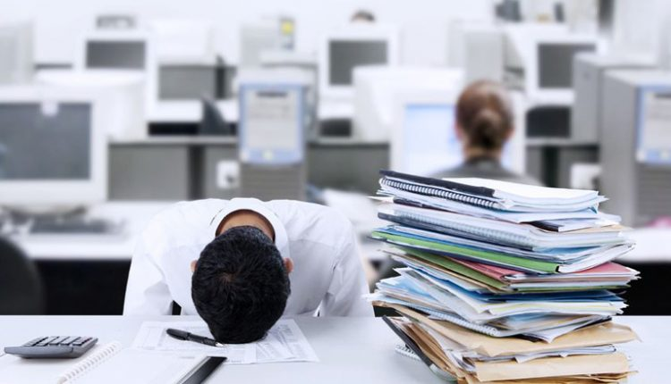 Zašto je opasno raditi više od osam sati dnevno?