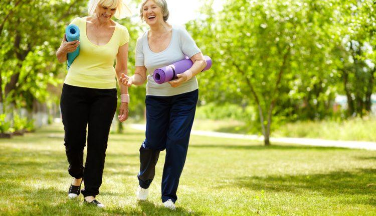 Joga i menopauza