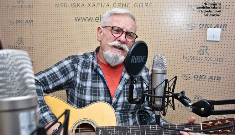 Željko Samardžić: Muzika mi je donijela sve što me čini srećnim