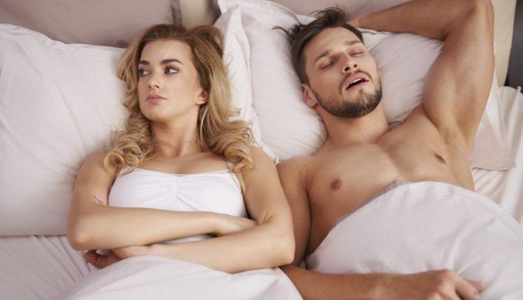 Zašto muškarci spavaju nakon seksa?