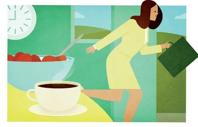 Preskačete doručak?