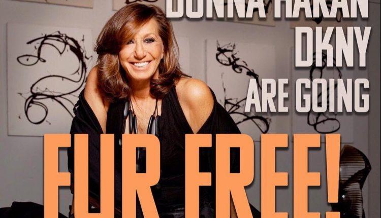 I Donna Karan bez krzna