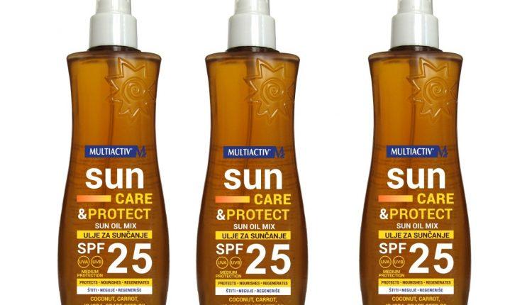 MULTIACTIV SUN CARE & PROTECT