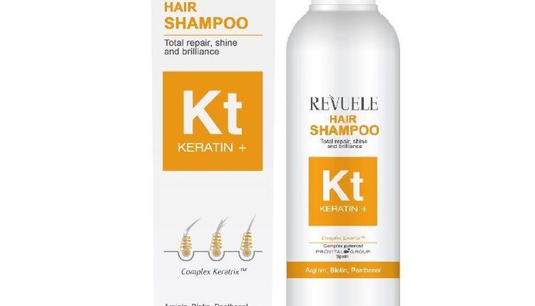 REVUELE obnavljajući šampon sa keratinom
