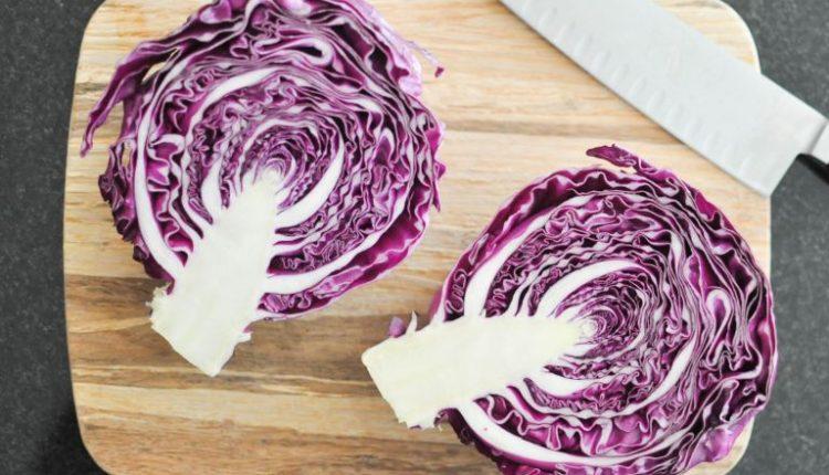 Ljubičasti kupus: ukusan i zdrav