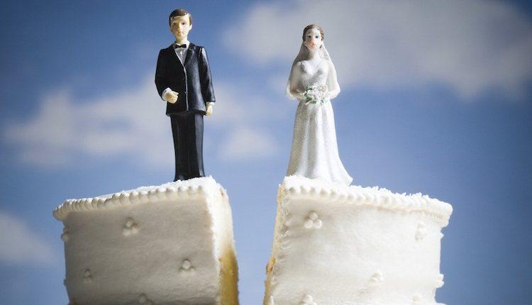Zbog čega se parovi razvode