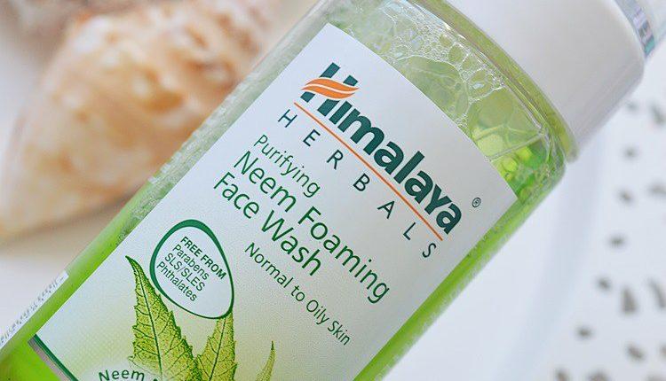 Himalaya Neem pjena za umivanje lica