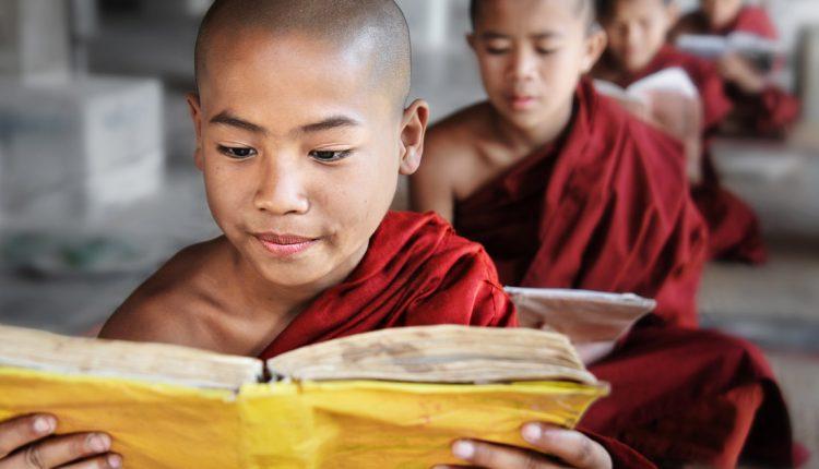 Tibetanski način vaspitanja djece