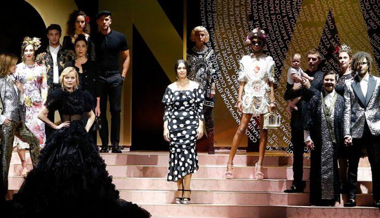 Dolce & Gabbana SS 2019 Women's Fashion Show