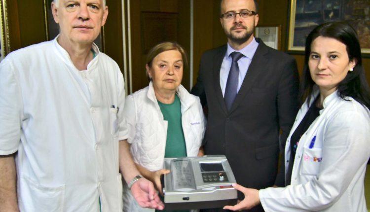 Hipotekarna banka donirala CTG aparat Opštoj bolnici u Beranama