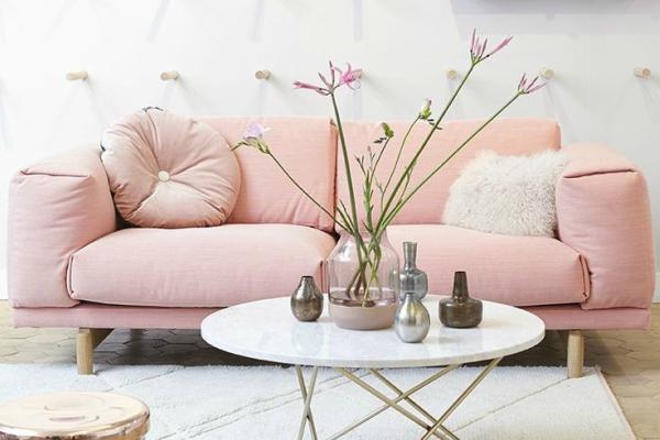Sofisticirana nježno roza