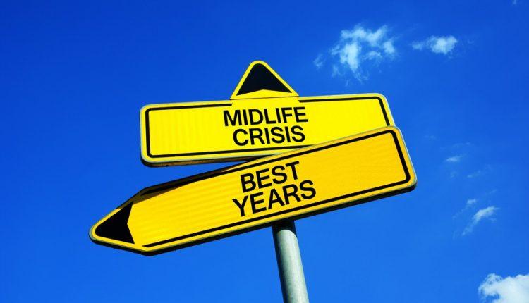 Jeste li u krizi srednjih godina?