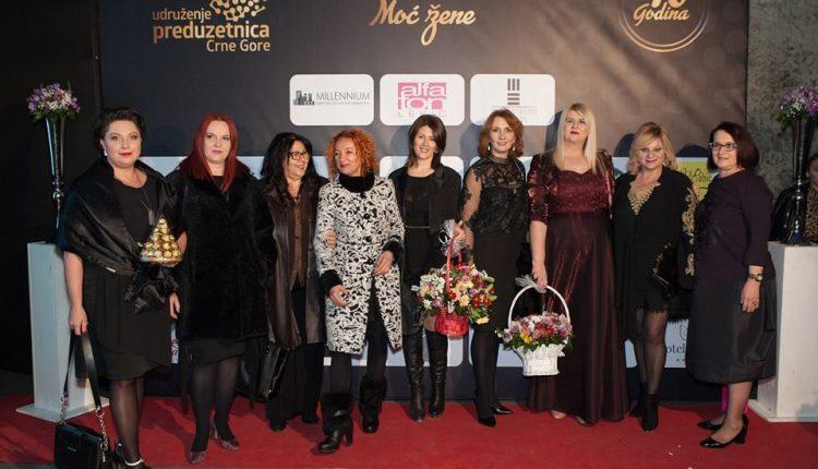 Udruženje preduzetnica Crne Gore proslavilo deceniju postojanja