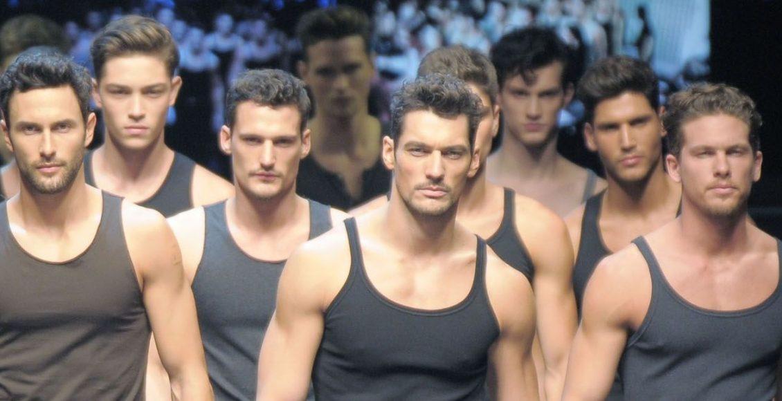 Zašto nema muških top modela