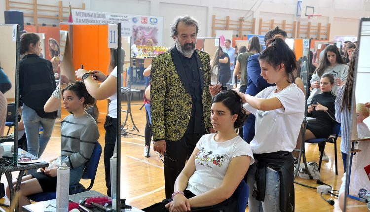 Održano Otvoreno prvenstvo Crne Gore u frizeraju