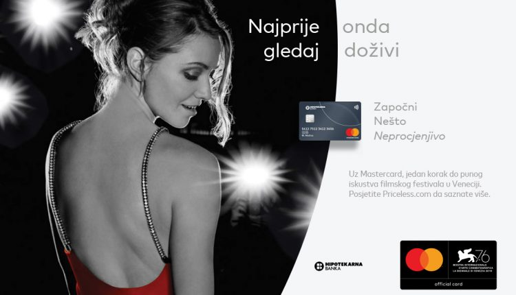 Sa Hipotekarnom bankom na Festival filma u Veneciji