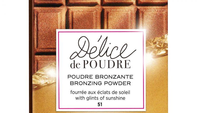 Bourjois Delice de Poudre bronzer