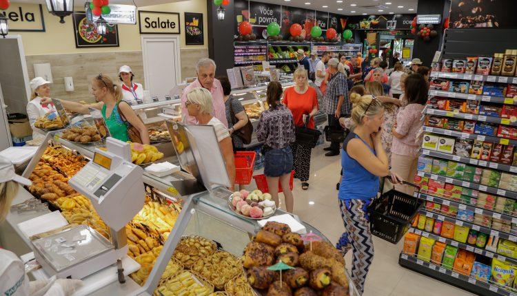 Novi Aroma market u centru Podgorice