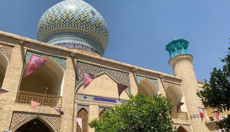 Edin Krnić: Shiraz, grad cvijeća