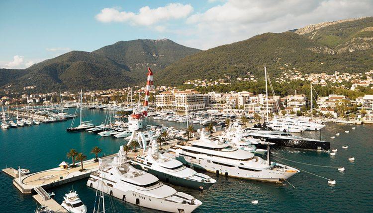 Marina za superjahte i luksuzno nautičko naselje