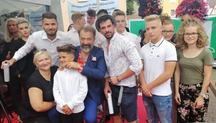 Tim Zoran na velikoj svečanosti u Njemačkoj