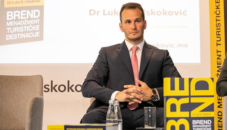 Dr Luka B. Uskoković: Vještina upravljanja brendom