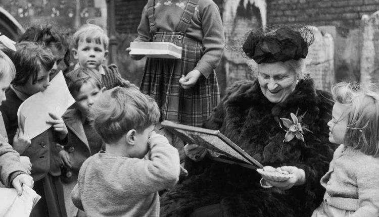 Marija Montesori: Veličanstveni um u službi obrazovanja