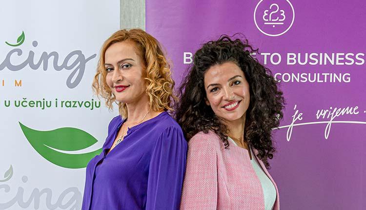 Jelena Vuletić i Milena Nikolić: Liderstvo u Crnoj Gori je prisutno, ali treba da postane i vidljivo