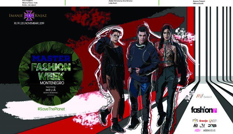 """""""MASTER Fashion Week Montenegro XXVI"""""""