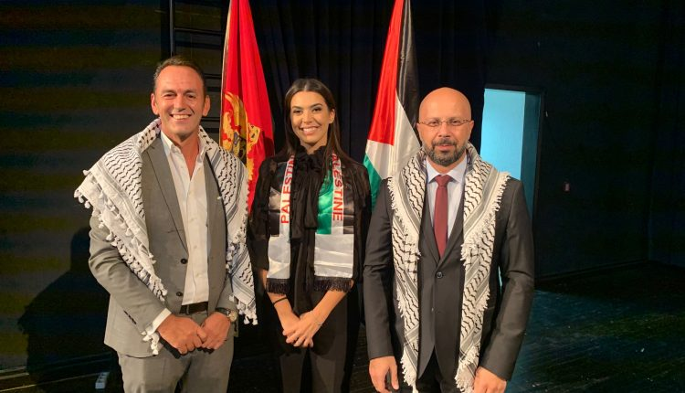 Edinu Krniću počasno državljanstvo Palestine